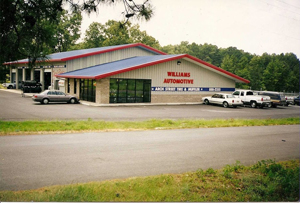 Williams Automotive Inc.